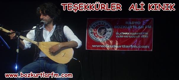 Ali KINIK Muhteşem,Seyirci Muhteşem,Kırıkkale Muhteşemdi