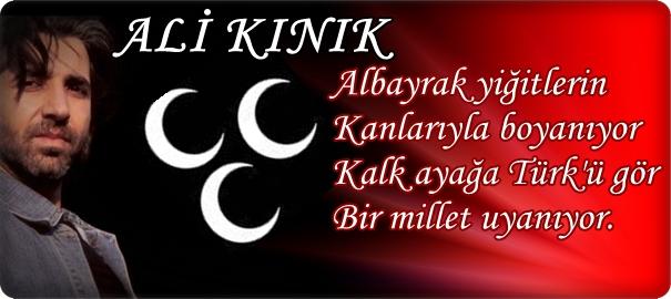 Ali KINIK