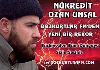 Ozan Ünsal Konseri ile Yeni bir Rekor – Bozkurtlar Fm