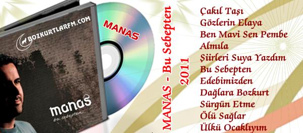 Ozan Manas, Bu Sebepten 2011 Albümü