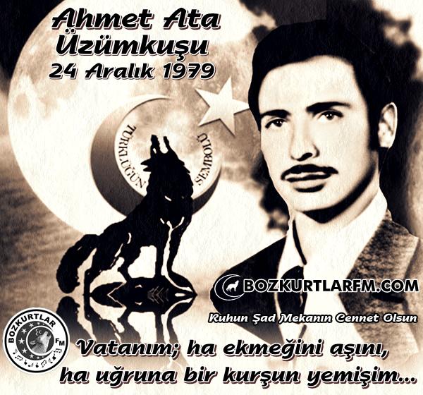 Ahmet Ata Üzümkuşu – Ülkücü Şehit