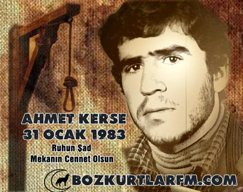 Ahmet KERSE – Darağacında Bir Bozkurt