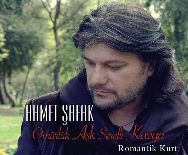 Ahmet Şafak – Ömürlük Aşk Şerefli Kavga 2015 Albümü Çıktı