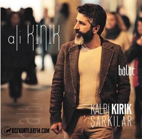 Ali Kınık – Kalbi Kırık Şarkılar – 2015 Albümü Çıktı