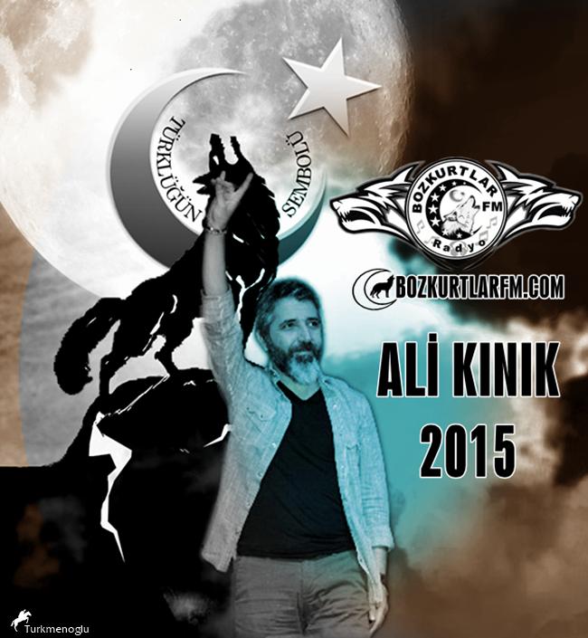 Ali Kınık – 2015 – Resimler