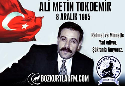ÜLKÜ DEVİ ALİ METİN TOKDEMİR – 8 ARALIK 1995