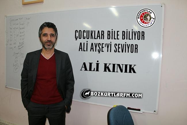 Ali Kınık Konseri'nden Görüntüler – Elmadağ Ankara
