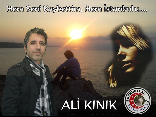 ALİ KINIK 2012 – HEM SENİ KAYBETTİM HEM İSTANBUL'U VİDEO