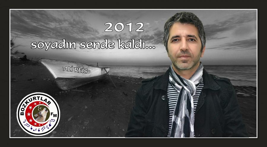 ALİ KINIK 2012 SOYADIN SENDE KALDI VİDEO