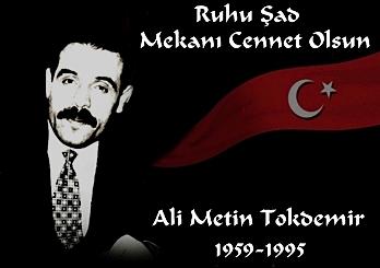 Ali Metin Tokdemir – Ruhu Şad Mekanı Cennet Olsun