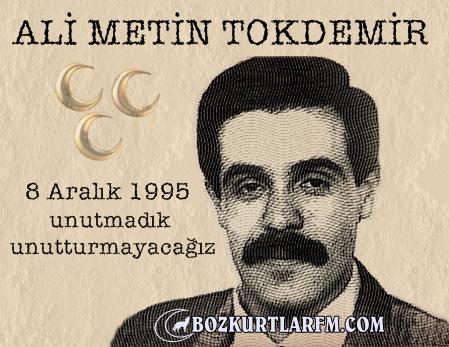 Ali Metin Tokdemir – Unutmadık Unutturmayacağız