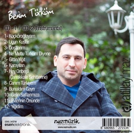 atilla_yilmaz-benim_turkum-albumu-2015