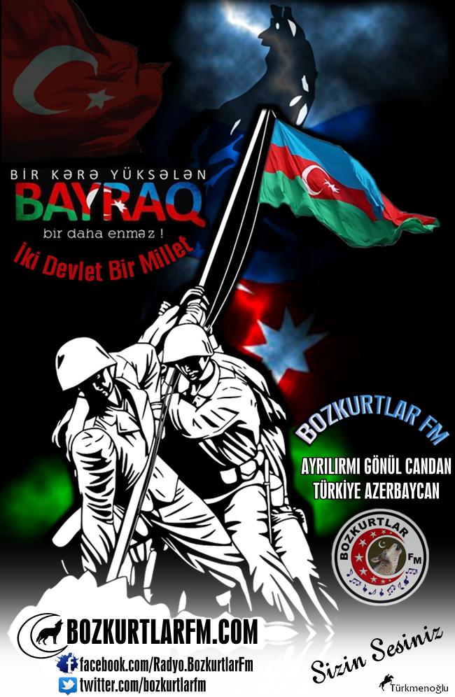 İki Devlet Bir Millet Türkiye Azerbaycan