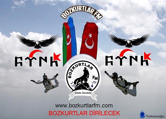 Azerbaycan Türkiye – Bozkurtlar Dirilecek