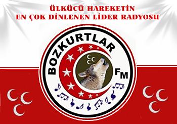 Ülkücü Hareketin En Çok Dinlenen Radyosu Bozkurtlar Fm