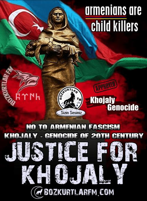 Justice for Khojaly-Let's, demand justice for Khojaly together!