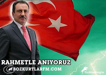 Muhsin Yazıcıoğlu'nu Rahmetle Anıyoruz