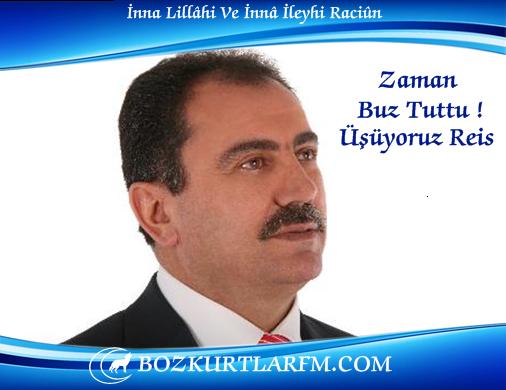 Şehid Lider Muhsin Yazıcıoğlu'nu Şehadetinin 4.Yılında Rahmetle Anıyoruz