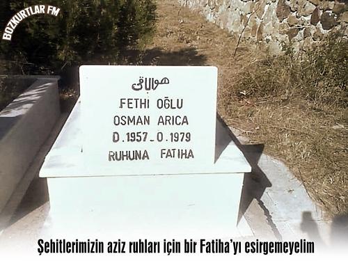 osman-arica-ulkucu-sehit-kirikkale-1978-kabri