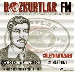 Ülkücü Şehit Süleyman Özmen – 21 Mart 1970
